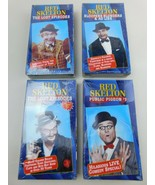 Red Skelton 4 VHS Lot Comedy Classic New sealed (titles in Description) - $12.86