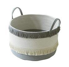 Black Temptation Useful Household Storage Organizers Laundry Basket Stor... - £31.98 GBP