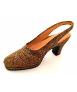 Raine Just The Right Shoe Autumn 25070 Miniature Retired 1999 - $14.84