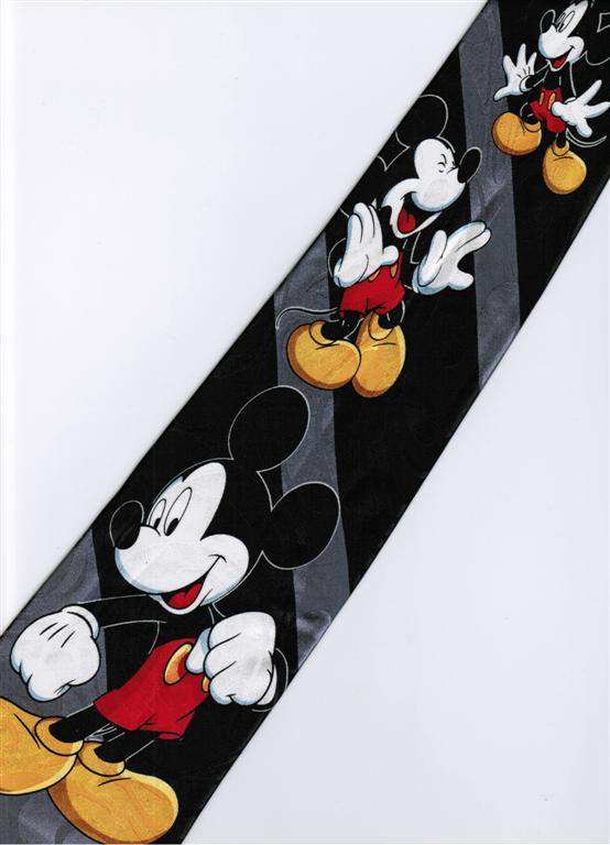 Mickey mouse disney 3 pose handsome black
