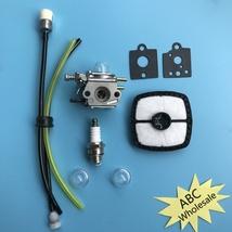 Carburetor Air Fuel Filter for Zama C1U-K52 ECHO SRM2100 GT2000 GT2100 K29 K47 - $14.82