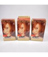 Revlon Color Silk Hair Color 42 Medium Auburn Pack Of 3 - $18.49