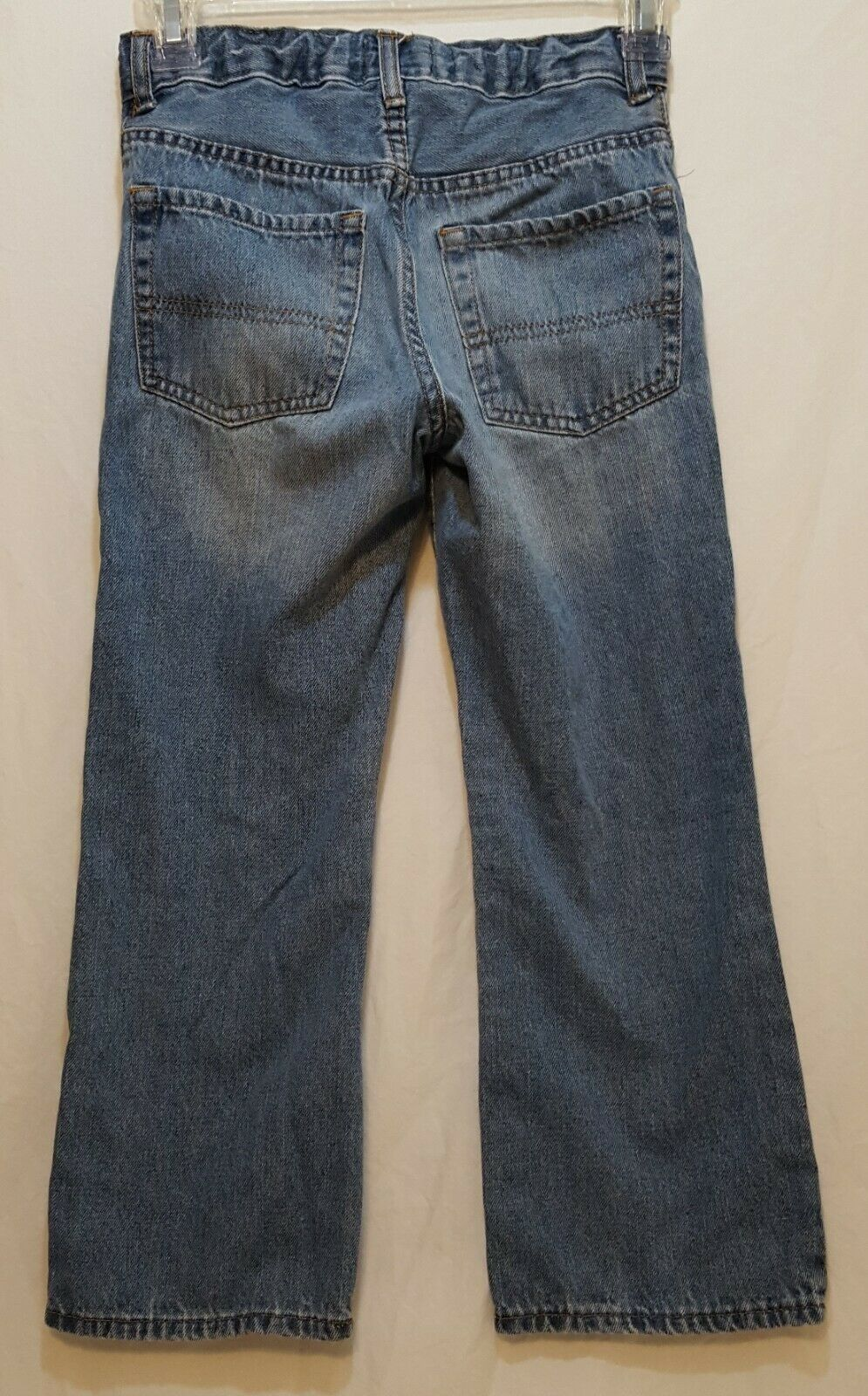 Blue Jeans Denim Boys Size 8 Bootcut Children's Place image 4