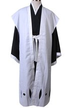 Bleach 10th Division Captain Toushiro Hitsugaya Cosplay Costume - $109.99+
