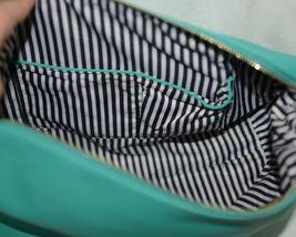 Madison West Product Number BGW10511 Extra Large Turquoise Shoulder Bag In Bag image 7