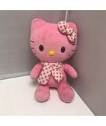 BABW Build A Bear Sanrio Hello Kitty Pink Plush Stuffed Animal Doll Toy 8″ - $39.99