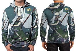 Konpaku zipper hoodie men s  thumb200