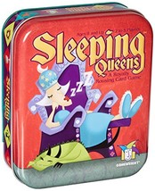 Sleeping Queens 10th Anniversary Tin Card Game - $18.32