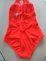 Ted Baker London Coral Halter SwimSuit Size 4/12 Large U.S, image 2
