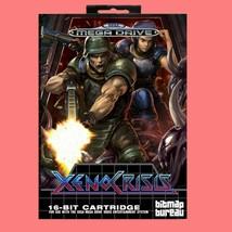 XENO CRISIS 16 bit MD Game Card For Sega Megadrive/Genesis Include Retai... - $25.83