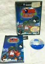 Worms Blast (Nintendo GameCube, 2002) Complete - $9.80