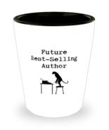 Future Best Selling Author Mug - Funny Writer Present, Journalist Mug, A... - £9.39 GBP