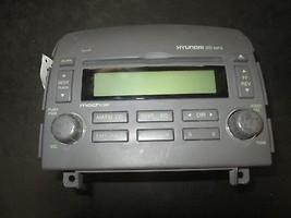 06 07 08 Hyundai Sonata Radio Cd #5HBF-18C869-BG - $49.50