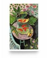 zF Henri Matisse, Goldfish, 1912 Artwork Poster - $6.68+