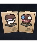 Fuggler Lot of 2 Funny Ugly Monster Dolls w/ Teeth - New w/ Minor Box Da... - $25.19