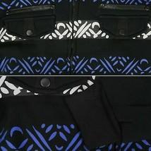 EKZ Men's Graphic Geo Tribal Fleece Lined Zip Up Sherpa Hoodie Jacket X-LARGE image 2