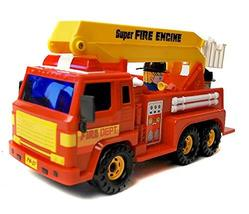 Daesung Toys Super Fire Engine Truck Car Vehicle Toy