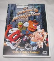The Muppets Take Manhattan, DVD, 2001, Frank Oznowicz, Free Shipping U.S.A. - $8.17