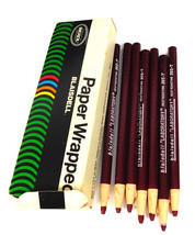 Vtg  Lot of 7 Blaisdell Berol Laboratory Heat Resistant 365-T Pencils Ma... - $19.75