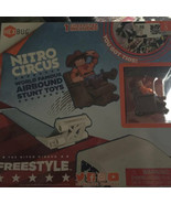 Hexbug Nitro Circus Freestyle Ramp Stunt Set (Includes Character, 10 Gal... - $14.84