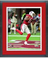 Larry Fitzgerald 2018 Arizona Cardinals -11x14 Matted/Framed Photo - $43.55