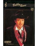 Bobby Bare trading card (Country Music) 1992 Collect-A-Card Country Clas... - $3.00