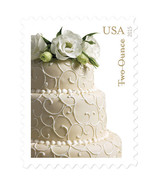 2015 71c Wedding Cake, Special Issue Scott 5000 Mint F/VF NH - $1.77