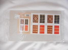 Rio Grande Blankets Booklet Pane of 20 U S Stamps Original Package - $10.64