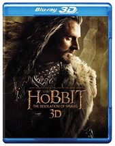 The Hobbit: The Desolation of Smaug [3D + Blu-ray + DVD, 2018]
