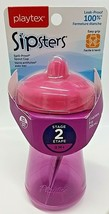 Playtex Sipsters Spill-Proof Spout Cup 9 Oz Stage-2 Bpa Free 9M+ Brand New - $11.86