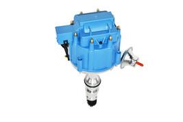 """Ford """"FE"""" FE HEI Distributor V8 Engines Blue Cap 65,000 Volt 352 360 390 427 428 image 1"""