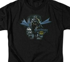 Batman DC Comics The Dark Knight Gotham City adult graphic t-shirt BM1761 image 2