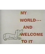 My World and Welcome To It (1969) Complete - $19.95