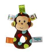 Taggies Dazzle Dots Monkey Rattle - $11.99