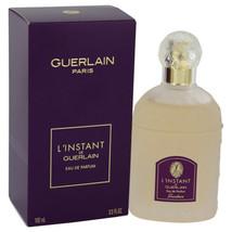 L'instant By Guerlain Eau De Parfum Spray (2018) 3.3 Oz For Women - $60.52