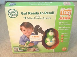 New-LeapFrog Tag Junior Scout Reader Ages 1-4 FREE SHIPPING! - $29.47