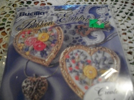 Springtime Ribbon Embroidery Kit - $10.00