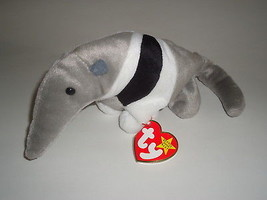 Ants The Anteater 1997 Ty B EAN Ie Baby With Tags - $8.75