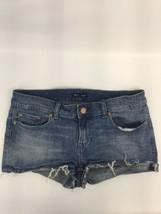 Gap Hadley Frayed Mini Shorts Size 10 Beach Summer Boho Hot Pants - $24.50