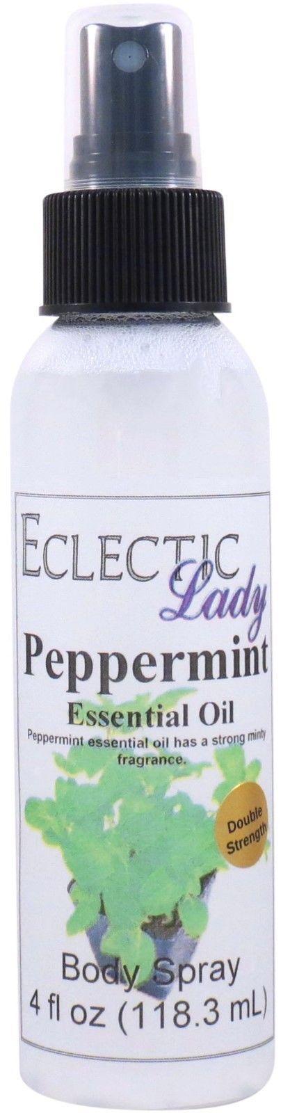 Peppermint Essential Oil  Body Spray