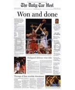 Lot of 20 Tarheel Posters 2005 NCAA Basketball Nat'l Championship North ... - $14.00