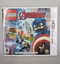 LEGO Marvel's Avengers (Nintendo 3DS, 2016) - $13.09