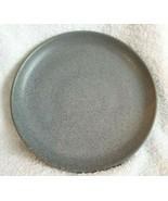 "William Sonoma FORTESSA Sound Salad Plate CEMENT GRAY GREY 8"" NWOT - $14.95"