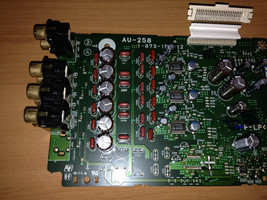 Sony 5.1 Ch PCB Board For BDP-S300 BDP-S500 BLU-RAY PLAYER AU-258 1-873-... - $8.56