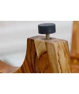 "EcoDecors Serenity Shower Stool, 18"", Natural - $115.99"