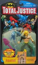 DC Comics Total Justice Aquaman action figure MOC - $16.82