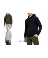 Puma Men's Embossed Fleece Hooded Sweatshirt - $27.00