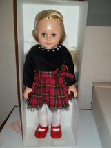 """Madame Alexander Natalie Brunette  and Gracie Blonde 18"""" Tall  MINT CONDITION - $80.00"""
