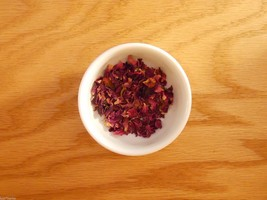 Rose Buds & Petals, Red,Organic Herbs & Spices, 1 Ounce - $5.50