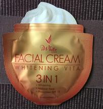 7 iWhite KOREA Skin Whitening Cream 3 in 1 Make Up Base Mulbery Ginseng ... - $13.71